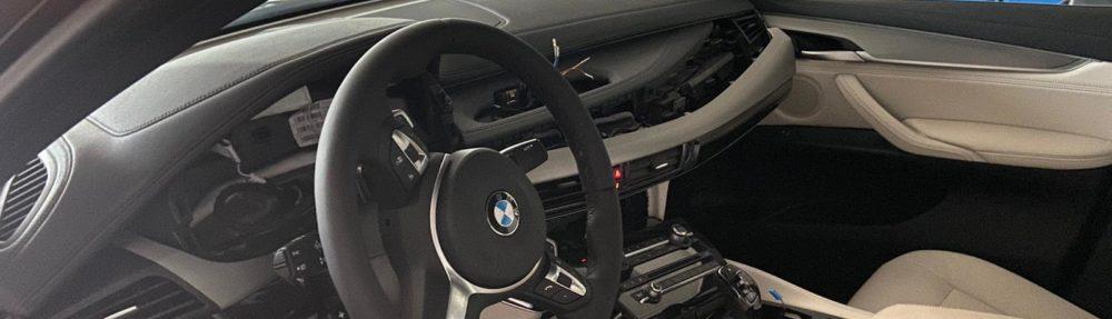 BMW MINI Diebstahl  Instandsetzung